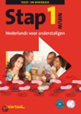 Stap Tekst-en werkboek + CD: Tekst-/en werkboek + audio CD s (4), Amado, Jorge,