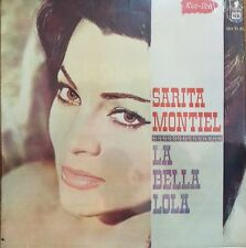SARA SARITA MONTIEL La bella Lola LP STILL SEALED Puerto Rico RIco-Vox 1962