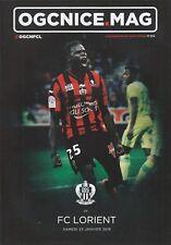 OGC Nice v FC Lorient 2015/16 (23 Jan)