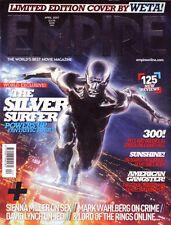 Empire Magazine #214 Silver Surfer 300 Sunshine America Gangster