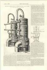 1898 Brown Berryman Feedwater Heaters Mcfarlane Bryant Automatic Steam Stop Valv