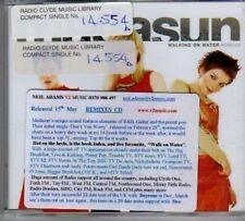 (BF891) Madasun, Walk On Water - 2000 DJ CD