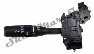 SM410 Dimmer Headlight Wiper Multifunction Turn Signal Switch 99-04 W/O FOG LMPS