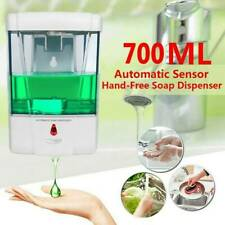 700ml Automatic Sensor Soap Dispenser Touchless Wall Mounted Liquid Soap HOT