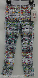 Hot Chillys Youth Pepper Skins Print Bottoms PS3500P Stencil Hyper Size Small