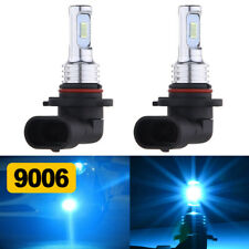 2x 9006 HB4 LED Headlight Bulbs Kit Low Beam Fog Light 35W 4000LM 8000K Ice Blue