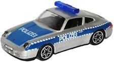 German Police Porsche 911 993 Polizei Scale 1:43 bburago NEW 1/43