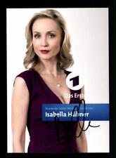 Isabella Schulz AK Playboy Playmate Autogrammkarte original signiert