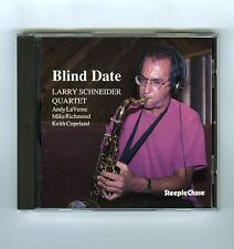 CD LARRY SCHNEIDER QUARTET BLIND DATE