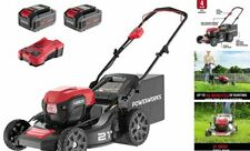 """XB 40V 21"""" Brushless Cordless Push Mower 21-Inch 4Ah Battery and Charger"""