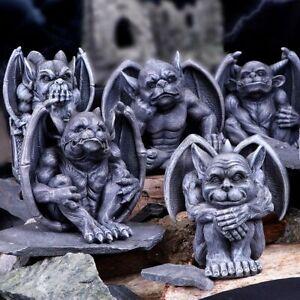 Nemesis Now Gargoyles Quasi Victor Edo Hugo Laverne Gothic Fantasy Figurines