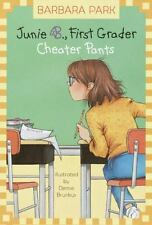 A Stepping Stone Book: Cheater Pants No. 21 by Barbara Park (2003, Hardcover)
