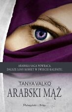 Arabski maz, Tanya Valko, polish book