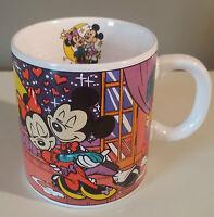 Disney Micky & Minnie Love - Donald Duck & Daisy Duck - Cup / Mug - Vintage
