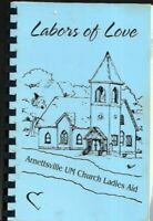 #E Cookbook - Arnettsville United Methodist Church MORGANTOWN WV Recipes 1998