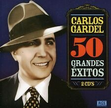 Carlos Gardel - 50 Grande Exitos [New CD] Argentina - Import