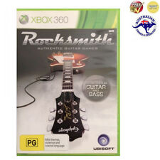 Rocksmith for XBox 360 (Game Only | No Cable | Good Condition) *FREE SHIPPING!*
