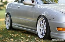 Type R Style PP Side Skirts For MY94-01 Honda Integra DC2 TypeR AUDM (UNPAINTED)