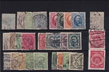 /LUXEMBOURG small lot on card Used/MH UNCHECKED @K177