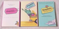 Lot 3 SHOPAHOLIC Books CONFESSIONS OF Takes Manhatten TIES KNOT Sophie Kinsella