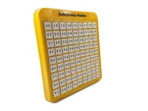 Lakeshore Multiplication Machine Teaching Math Homeschool Educational Learning