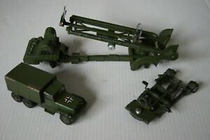 CORGI MAJOR INTERNATIONAL 6X6 BLOODHOUND MISSILE CORPORAL ERECTOR ARMY MILITARY