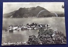 POSTCARD: LAGO MAGGIORE: ISOLA BELLA: USED: POSTED: POST DATE ON CARD IS 1965?