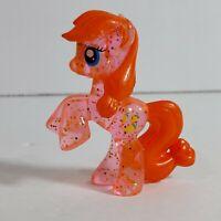 """My Little Pony FiM Blind 2"""" Crystal Red Pepperdance Applejack Figure Unbranded"""