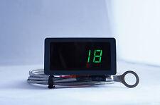 Medidor de Temperatura Culata, VW Camper, Escarabajo. LED verde, sensor de CHT, 3M