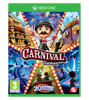 Carnival Games (Xbox One, 2018) NEW & SEALED