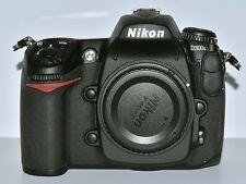 Nikon D D300S 12.3 MP SLR-Digitalkamera - Schwarz (Nur Gehäuse)