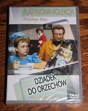 Dziadek do orzechow (DVD) Halina Bielanska - Region ALL, Polish, Polski
