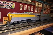 Lionel O Semi scale Streamline Hudson Locomotive 4-6-4 NIB road C & O # 18043