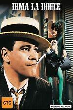 Irma La Douce Shirley McLaine Jack Lemmon Region 4 DVD GOOD-VGC
