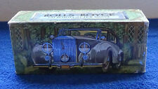 Avon Rolls-Royce Deep Woods After Shave Box just ok, Car inside pristine