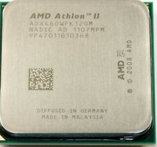 AMD Triple Core CPU Athlon II X3-460 3.4GHZ Socket  AM2+ AM3