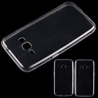 Cover Custodia TPU Silicone Morbida Slim Gel trasparente per iPhone 5 5S 6S
