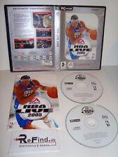 BASKET NBA LIVE 2005 videogioco PC CD