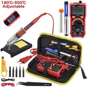 Portable 50Hz/60Hz Multimeter Digital Welding Rework Tools for Welding Soldering