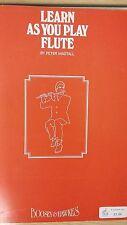 Aprenda como usted juega flauta: por Peter WASTALL: partitura (E6)