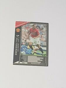 Manchester United - Rio Ferdinand - 2008-09 Panini WCCF Trading Card