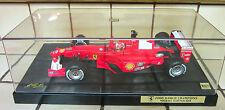 Hot Wheels Racing Michael Schumacher FERRARI F1 2000 World Champion1:18 Scale!
