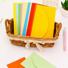 5pc  Paper Envelopes for Letters Card Bag Mini Invitation Envelope Case GHTY