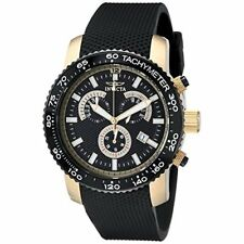 Invicta Men's Specialty 17774 Black Silicone Chronograph Watch