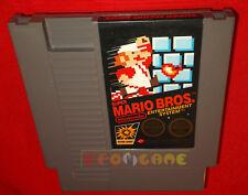 SUPER MARIO BROS.1 Nintendo Nes Versione Italiana PAL A SOLO CARTUCCIA - AJ