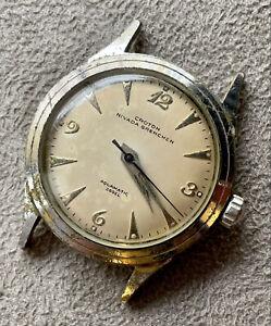 Vintage Croton Nivada Aquamatic 360EL Automatic Men's Watch