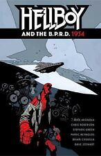 Hellboy and the B. P. R. D. : 1954 by Chris Roberson and Mike Mignola (2018, Pap