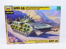 LOT 49023 Zvezda 3555 BMP - 2D Soviet infantry vehicle 1:35 Bausatz NEU OVP