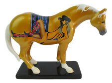 Trail of Painted Ponies- Blondes Ceramic Pony Horse Figurine