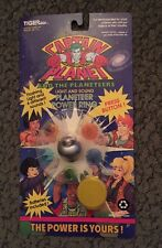 Captain Planet & Planeteers Light & Sound Planeteer Gold Power Ring New 1994